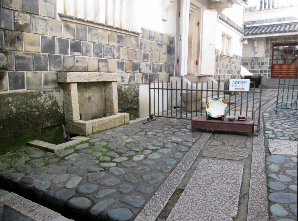 岡山 倉敷 美観 蔵 水栓